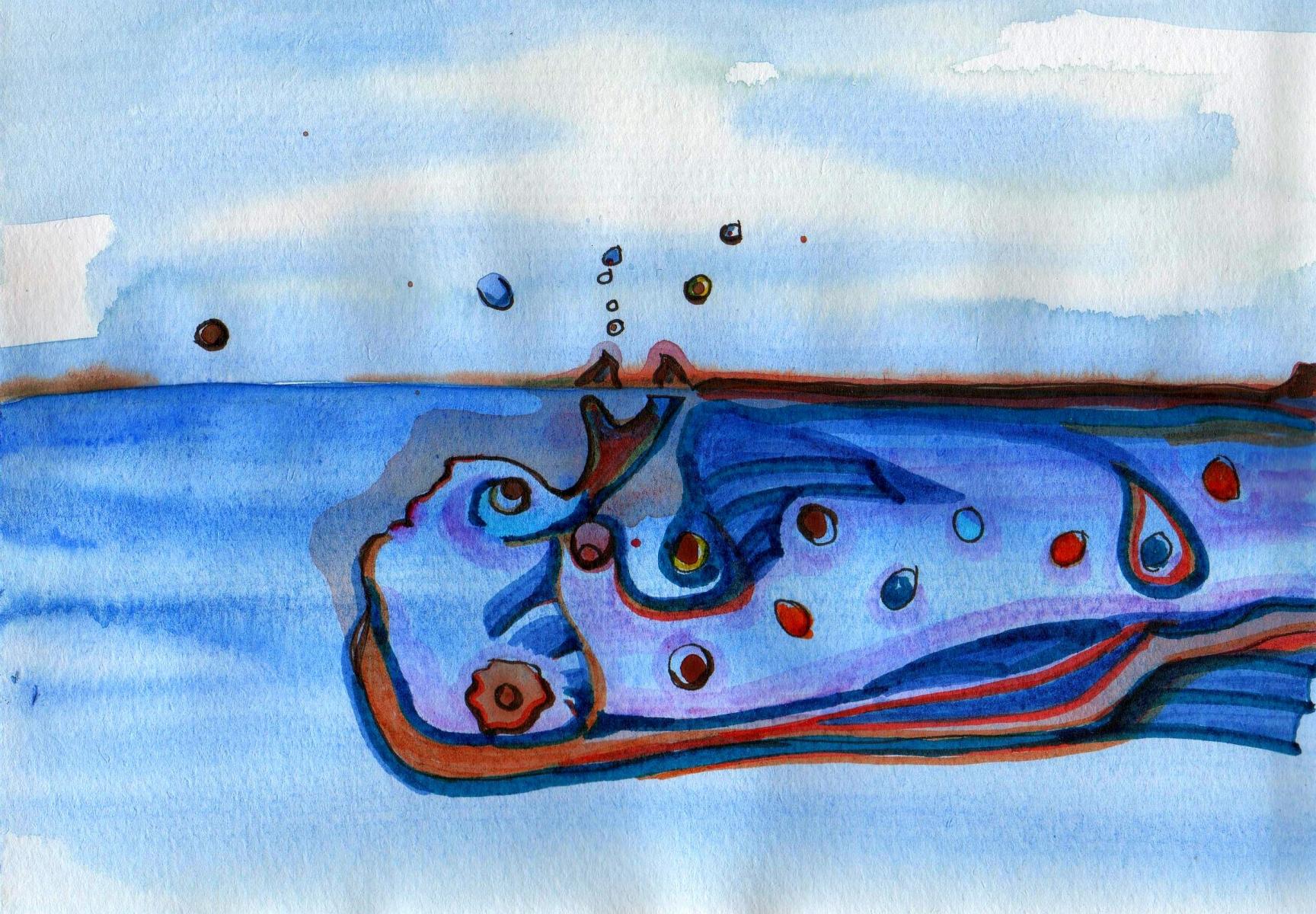 Meerwesen